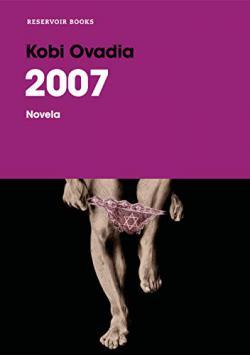 Portada del libro 2007
