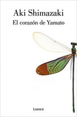 Portada del libro El corazón de Yamato