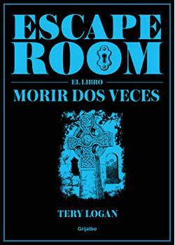Portada del libro Escape Room. El libro