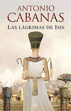 Portada del libro Las lágrimas de Isis