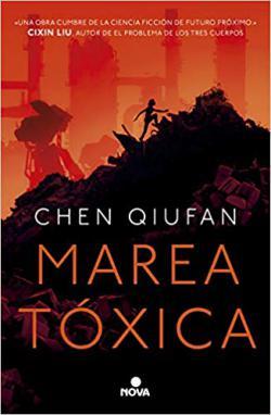 Portada del libro Marea tóxica
