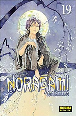 Portada del libro Noragami 19