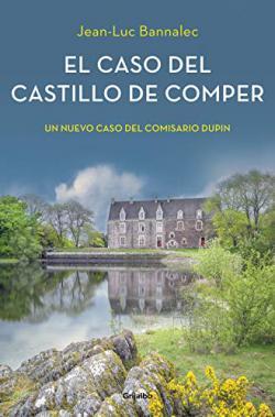Portada del libro El caso del castillo de Comper. Comisario Dupin 7