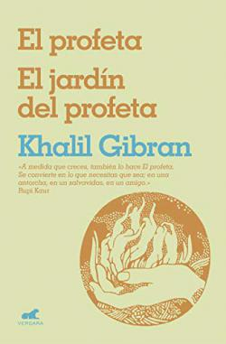 Portada del libro El profeta y El jardín del profeta