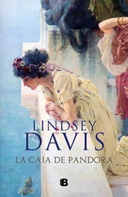 Portada del libro La caja de Pandora (Un caso de Flavia Albia, investigadora romana 6)