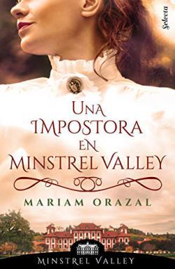 Portada del libro Una impostora en Minstrel Valley (Minstrel Valley 3)