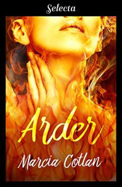 Portada del libro Arder