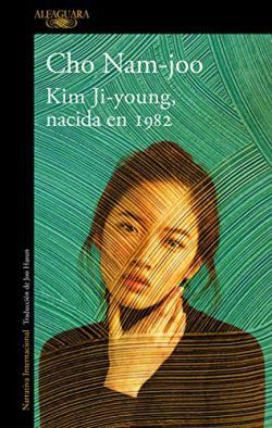 Portada del libro Kim Ji-young, nacida en 1982
