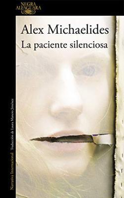 Portada del libro La paciente silenciosa