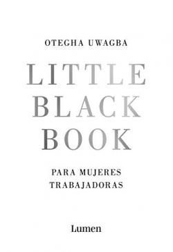 Portada del libro Little Black Book para mujeres trabajadoras
