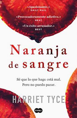 Portada del libro Naranja de sangre