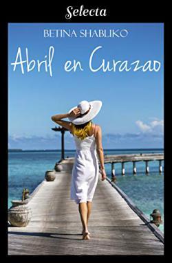 Portada del libro Abril en Curazao