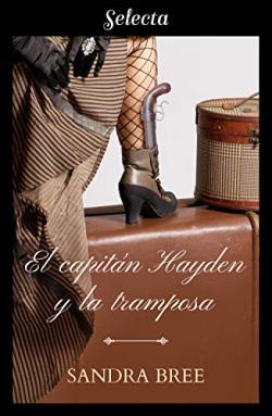 Portada del libro El capitán Hayden y la tramposa
