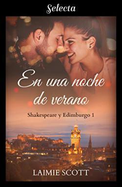 Portada del libro En una noche de verano (Shakespeare y Edimburgo 1)