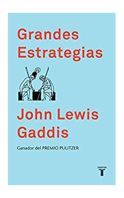Portada del libro Grandes estrategias