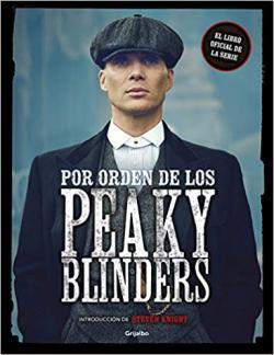 Portada del libro Por orden de los Peaky Blinders
