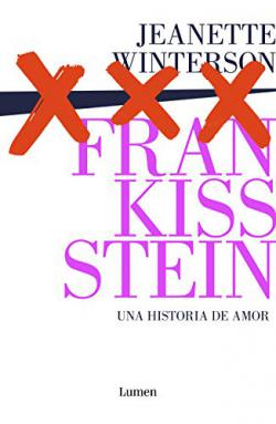 Portada del libro Frankissstein: una historia de amor