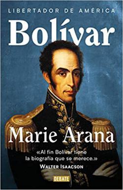 Portada del libro Bolívar