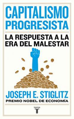 Portada del libro Capitalismo progresista
