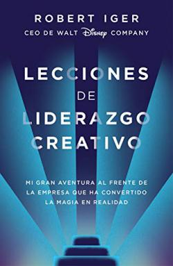 Portada del libro Lecciones de liderazgo creativo