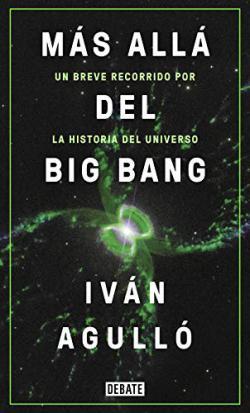 Portada del libro Más allá del Big Bang