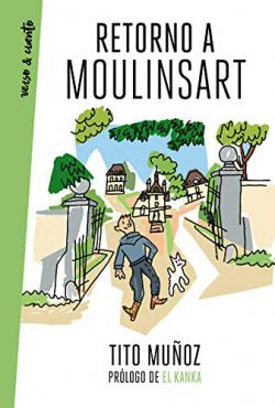 Portada del libro Retorno a Moulinsart