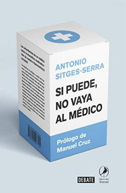 Portada del libro Si puede no vaya al médico