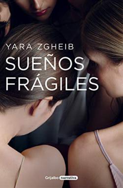 Portada del libro Sueños frágiles