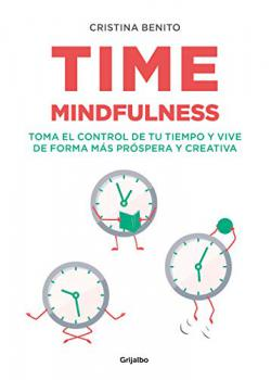 Portada del libro Time mindfulness