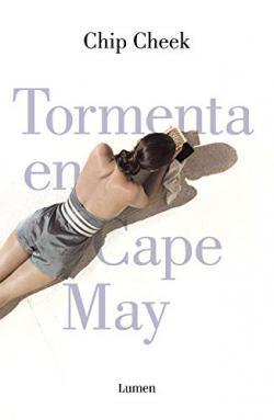 Portada del libro Tormenta en Cape May