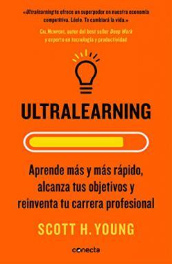 Portada del libro Ultralearning