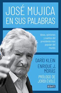 Portada del libro José Mujica en sus palabras