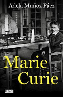 Portada del libro Marie Curie