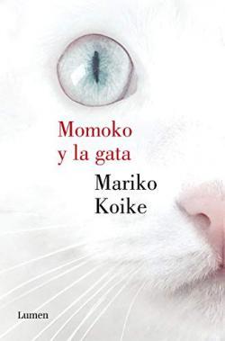 Portada del libro Momoko y la gata