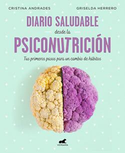 Portada del libro Diario saludable desde la psiconutrición