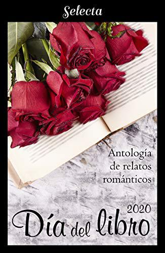 Portada del libro Antología de relatos románticos. Día del libro 2020