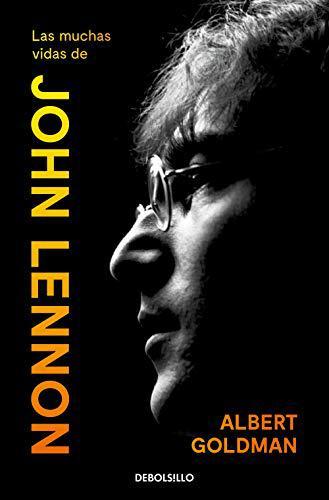 Portada del libro Las muchas vidas de John Lennon