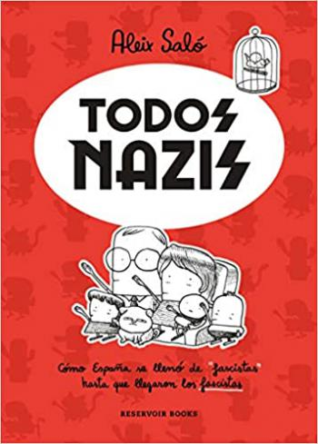 Portada del libro Todos nazis