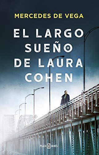 Portada del libro El largo sueño de Laura Cohen