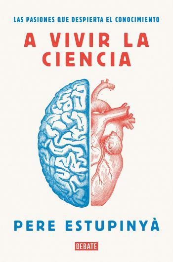 Portada del libro A vivir la ciencia