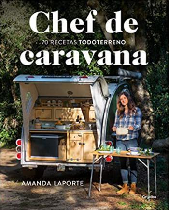 Portada del libro Chef de caravana