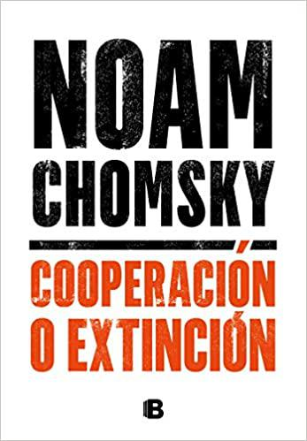 Portada del libro Cooperación o extinción