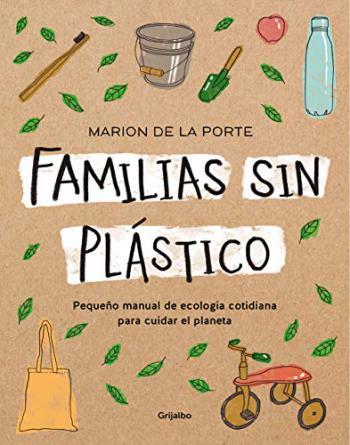 Portada del libro Familias sin plástico