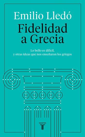 Portada del libro Fidelidad a Grecia