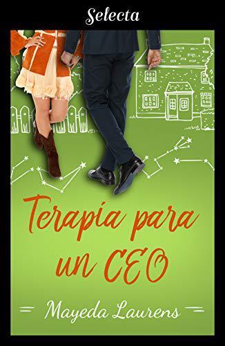 Portada del libro Terapia para un CEO (Cinco chicos con suerte 5)