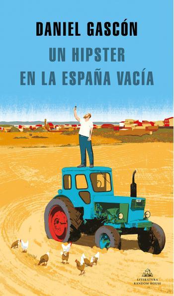 Portada del libro Un hipster en la España vacía