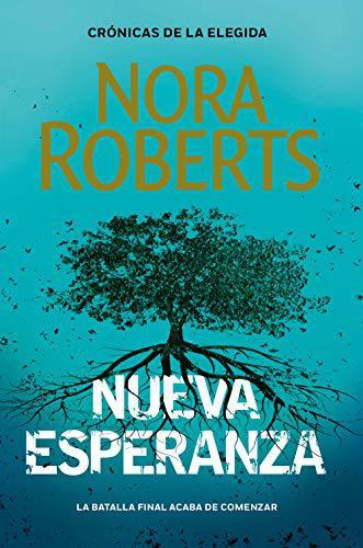 Portada del libro Nueva Esperanza (Crónicas de la Elegida 3)