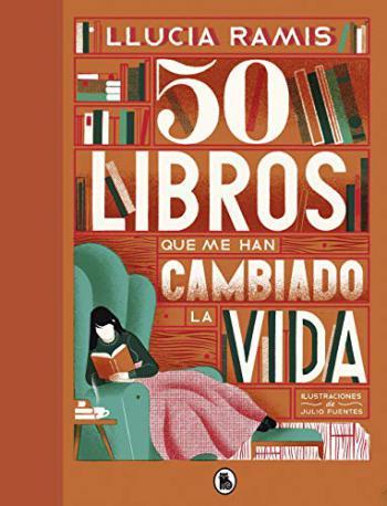 Portada del libro 50 libros que me han cambiado la vida