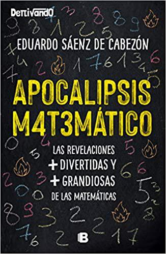 Portada del libro Apocalipsis matemático