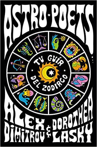 Portada del libro Astro Poets: Tu guía del Zodiaco